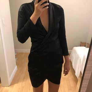 Black Club Dress
